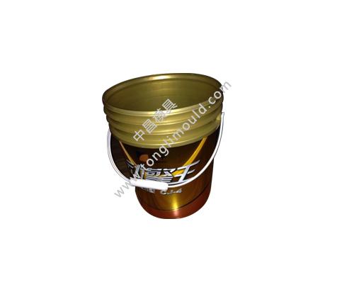 油品桶、包装桶模具