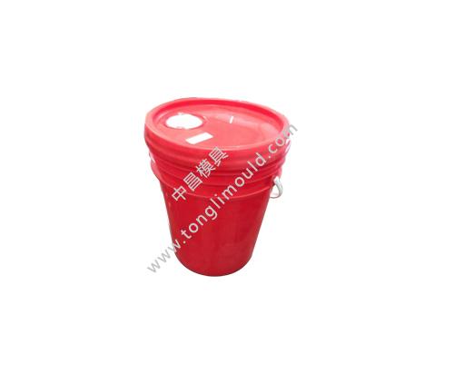 包装桶、涂料桶模具