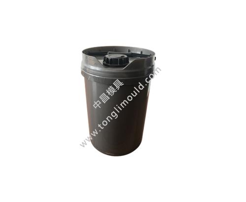 塑料油品桶模具